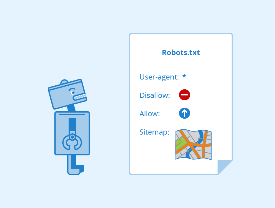 Robots协议和robots.txt解读
